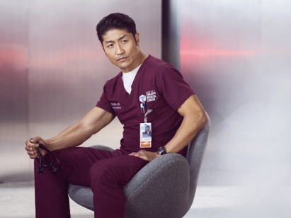 Dr. Ethan Choi in 'Chicago Med'