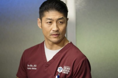 Brian Tee - Chicago med